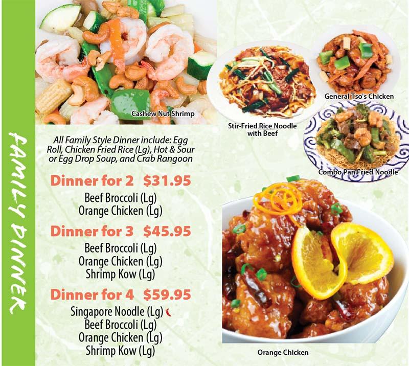 Chinese Food In Darien